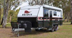 Salute Caravans Sabre (3.5T)
